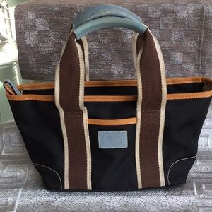 Coach small handheld tote
